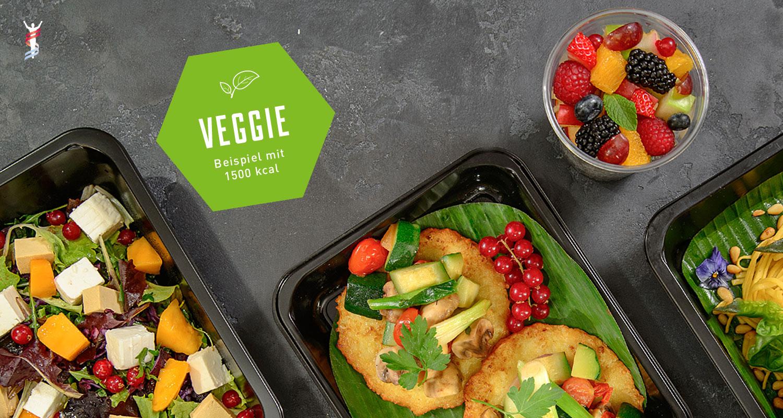 Foodbox vegetarisch